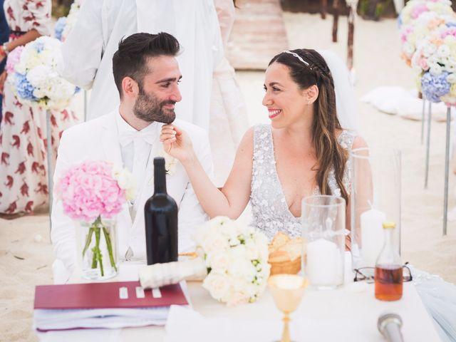Il matrimonio di Andrea e Beatrice a Castiadas, Cagliari 53