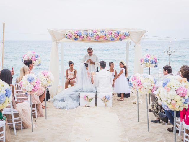 Il matrimonio di Andrea e Beatrice a Castiadas, Cagliari 54