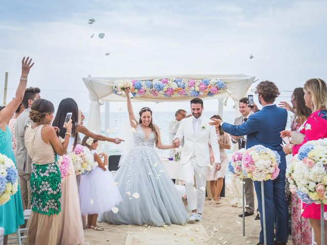 Il matrimonio di Andrea e Beatrice a Castiadas, Cagliari 61