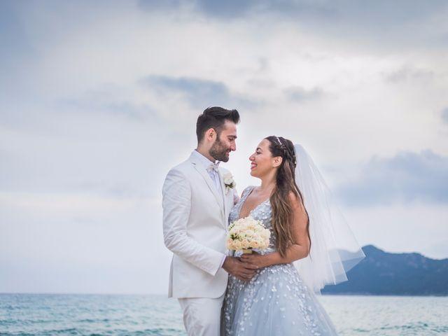 Il matrimonio di Andrea e Beatrice a Castiadas, Cagliari 68