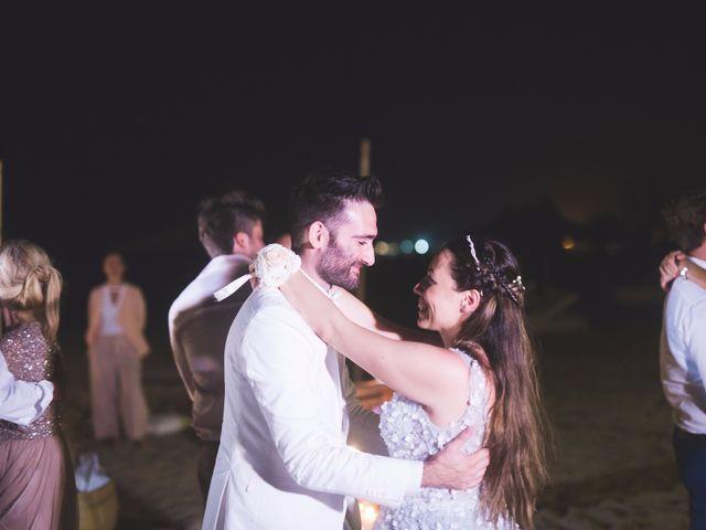 Il matrimonio di Andrea e Beatrice a Castiadas, Cagliari 98