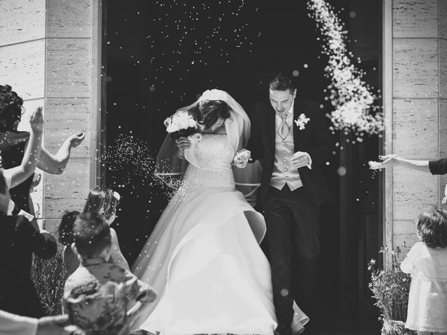 Il matrimonio di Emanuele e Antonella a Vasto, Chieti 17