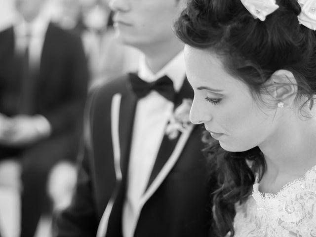 Il matrimonio di Ivan e Valeria a Montaione, Firenze 14