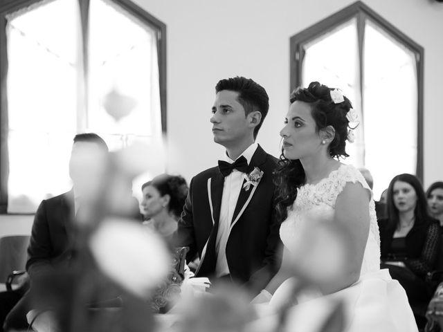 Il matrimonio di Ivan e Valeria a Montaione, Firenze 15