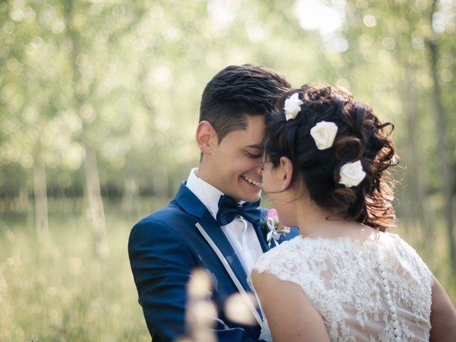 Il matrimonio di Ivan e Valeria a Montaione, Firenze 20
