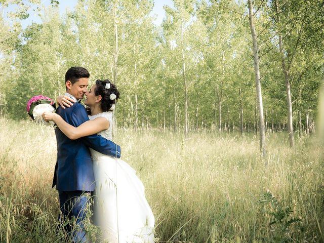 Il matrimonio di Ivan e Valeria a Montaione, Firenze 22