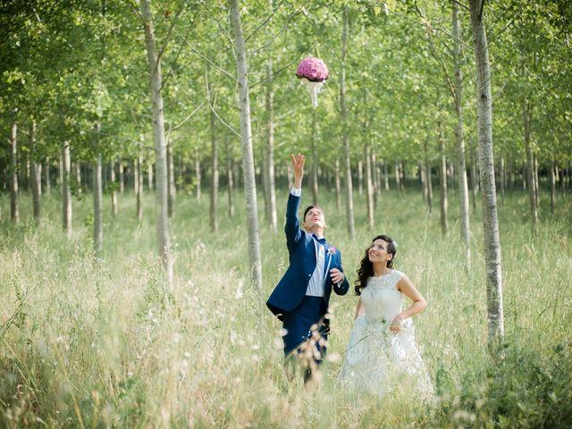 Il matrimonio di Ivan e Valeria a Montaione, Firenze 23