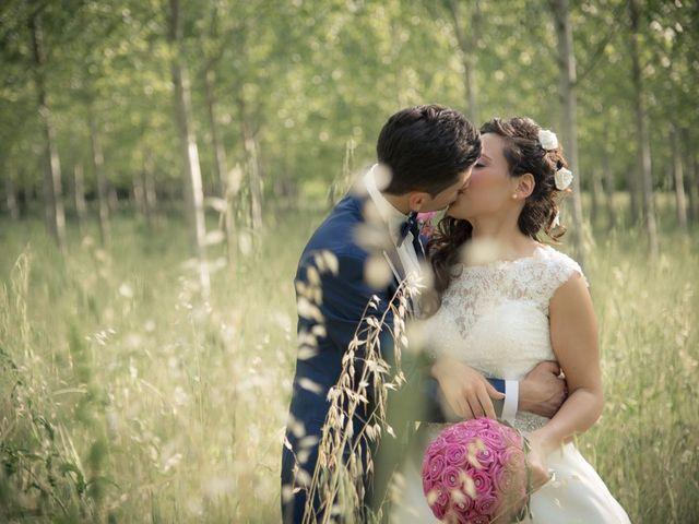 Il matrimonio di Ivan e Valeria a Montaione, Firenze 24