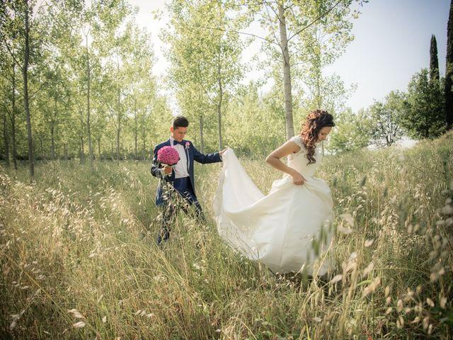 Il matrimonio di Ivan e Valeria a Montaione, Firenze 25