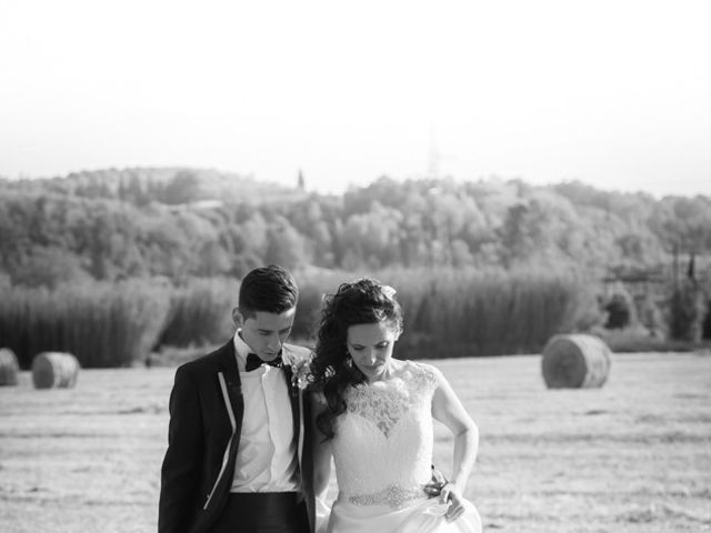 Il matrimonio di Ivan e Valeria a Montaione, Firenze 26