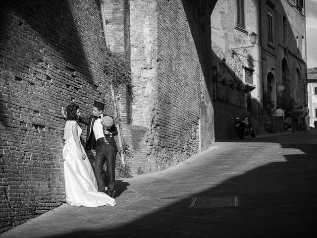 Il matrimonio di Ivan e Valeria a Montaione, Firenze 28