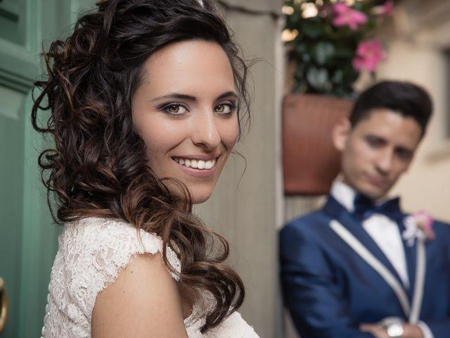 Il matrimonio di Ivan e Valeria a Montaione, Firenze 2