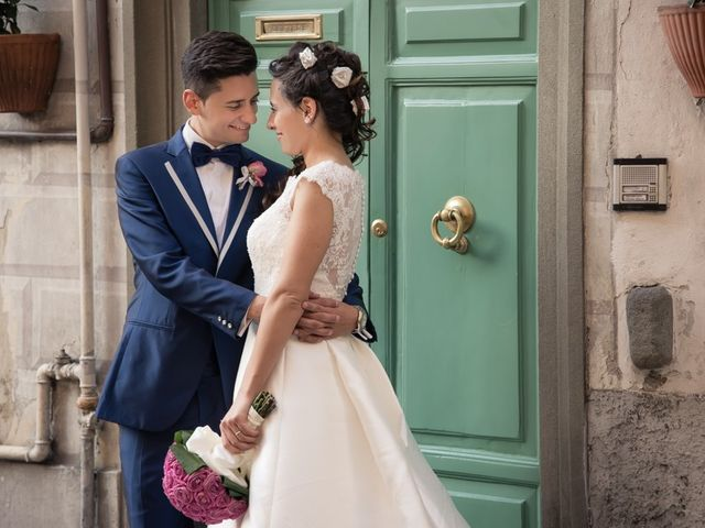 Il matrimonio di Ivan e Valeria a Montaione, Firenze 29