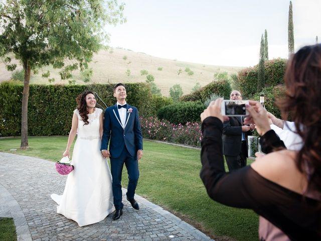 Il matrimonio di Ivan e Valeria a Montaione, Firenze 30