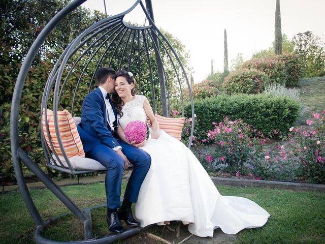 Il matrimonio di Ivan e Valeria a Montaione, Firenze 31