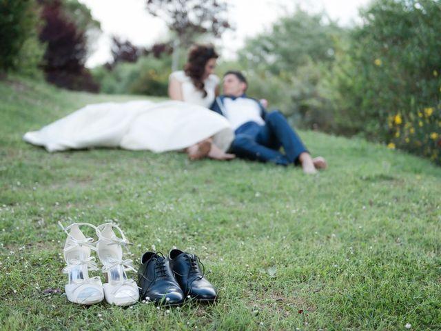 Il matrimonio di Ivan e Valeria a Montaione, Firenze 34