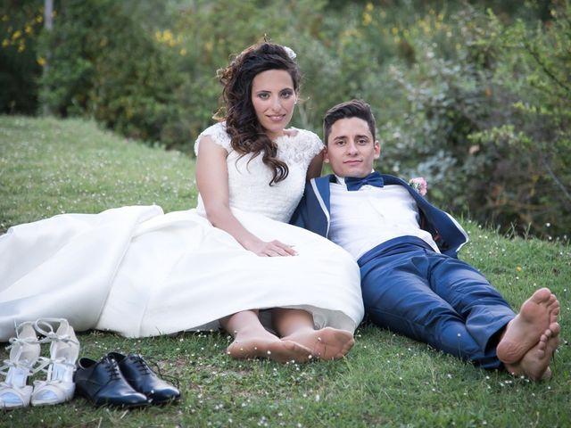 Il matrimonio di Ivan e Valeria a Montaione, Firenze 38