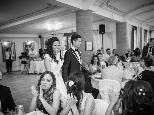 Il matrimonio di Ivan e Valeria a Montaione, Firenze 43