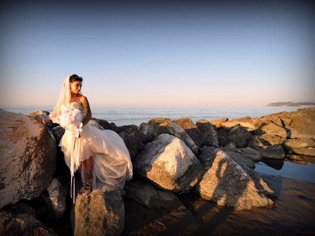 Il matrimonio di Fabio e Andrea a Misano Adriatico, Rimini 44