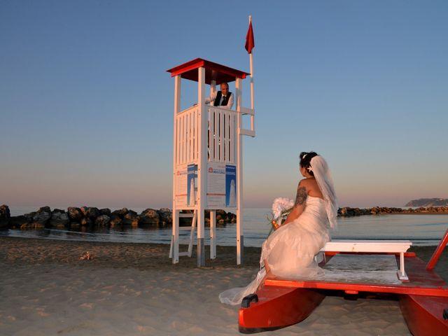 Il matrimonio di Fabio e Andrea a Misano Adriatico, Rimini 56
