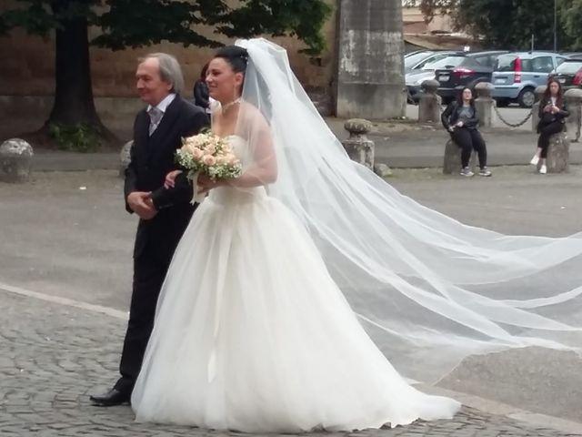 Il matrimonio di Alessandro e Tania a Roma, Roma 3