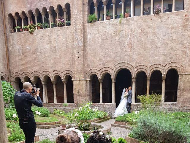 Il matrimonio di Alessandro e Tania a Roma, Roma 20