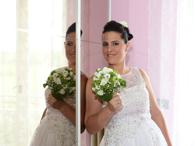 Il matrimonio di Davide e Elona a Angera, Varese 6