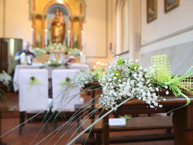 Il matrimonio di Davide e Elona a Angera, Varese 8