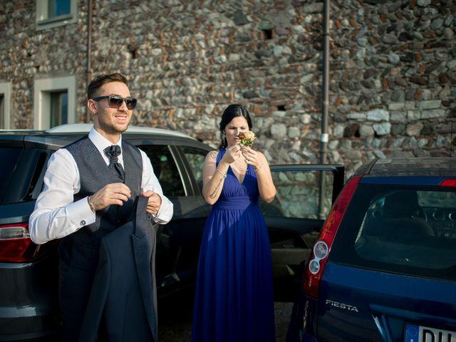 Il matrimonio di Paolo e Chiara a Provaglio d'Iseo, Brescia 13