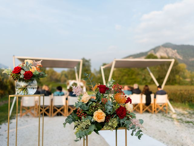 Il matrimonio di Paolo e Chiara a Provaglio d'Iseo, Brescia 20