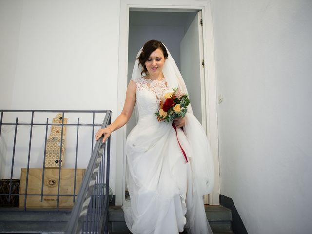 Il matrimonio di Paolo e Chiara a Provaglio d'Iseo, Brescia 22