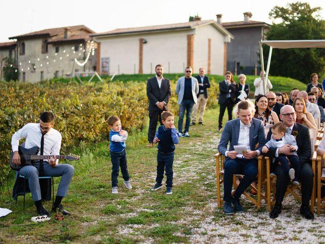 Il matrimonio di Paolo e Chiara a Provaglio d'Iseo, Brescia 27