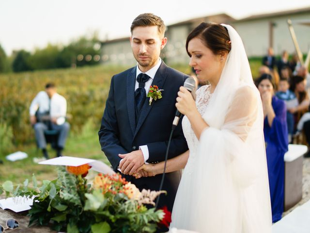 Il matrimonio di Paolo e Chiara a Provaglio d'Iseo, Brescia 28