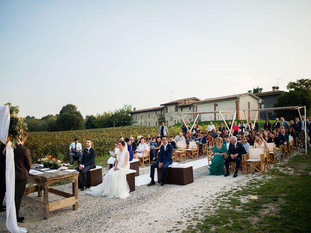 Il matrimonio di Paolo e Chiara a Provaglio d'Iseo, Brescia 31