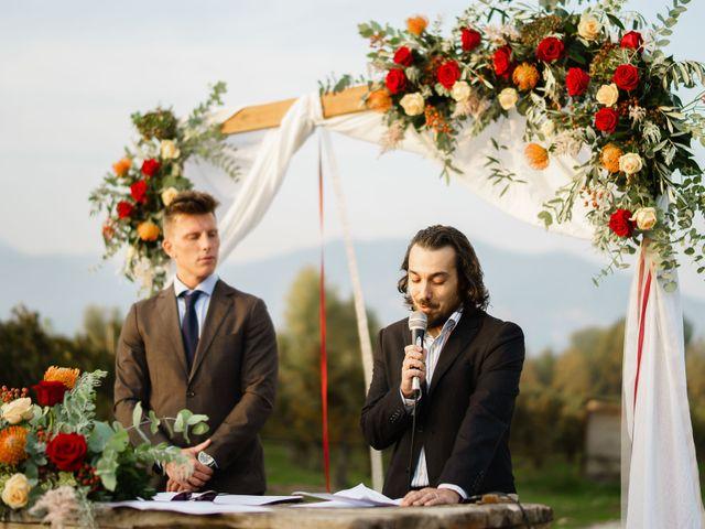 Il matrimonio di Paolo e Chiara a Provaglio d'Iseo, Brescia 33