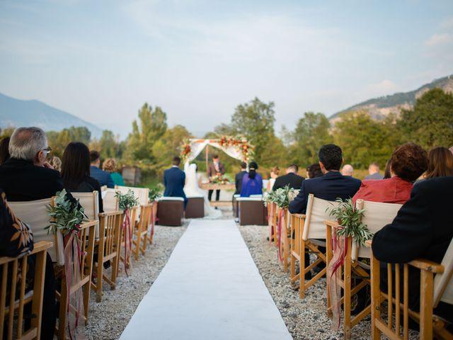 Il matrimonio di Paolo e Chiara a Provaglio d'Iseo, Brescia 36