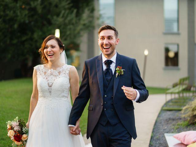 Il matrimonio di Paolo e Chiara a Provaglio d'Iseo, Brescia 42