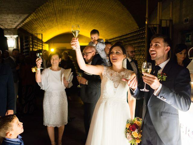 Il matrimonio di Paolo e Chiara a Provaglio d'Iseo, Brescia 45