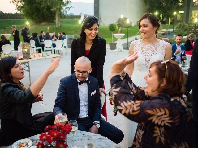 Il matrimonio di Paolo e Chiara a Provaglio d'Iseo, Brescia 54