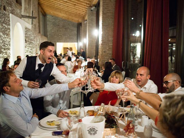 Il matrimonio di Paolo e Chiara a Provaglio d'Iseo, Brescia 69