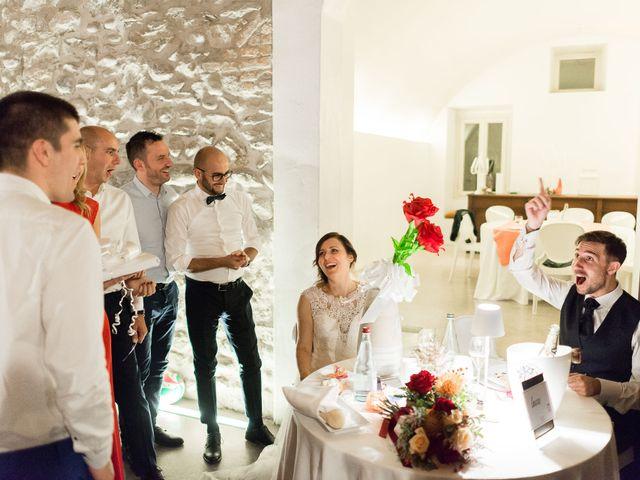 Il matrimonio di Paolo e Chiara a Provaglio d'Iseo, Brescia 70