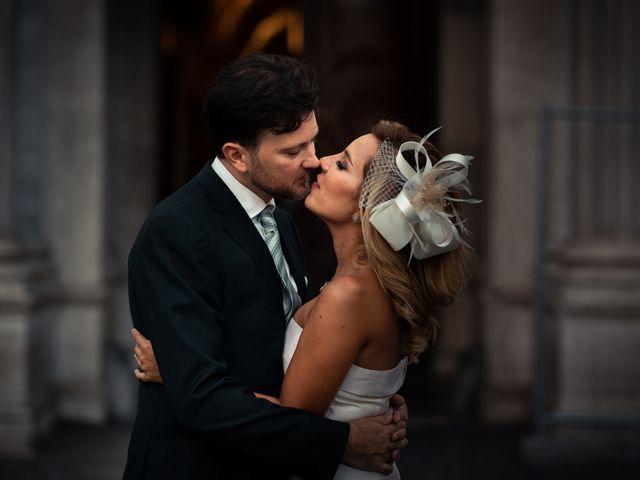 Le nozze di Christine e Raul