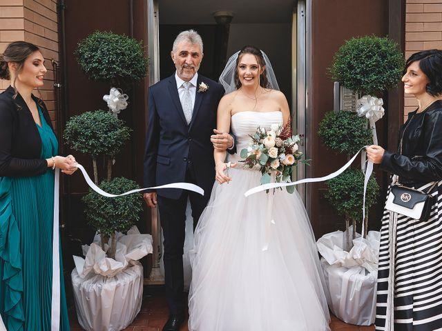 Il matrimonio di Irene e Elia a Foligno, Perugia 44