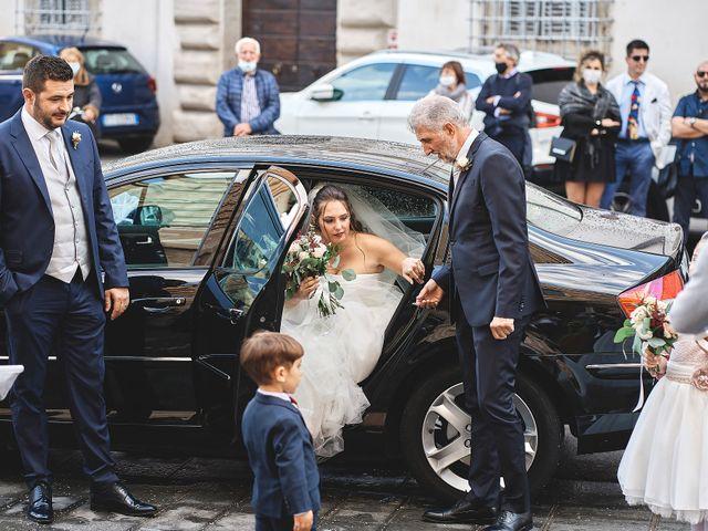 Il matrimonio di Irene e Elia a Foligno, Perugia 45