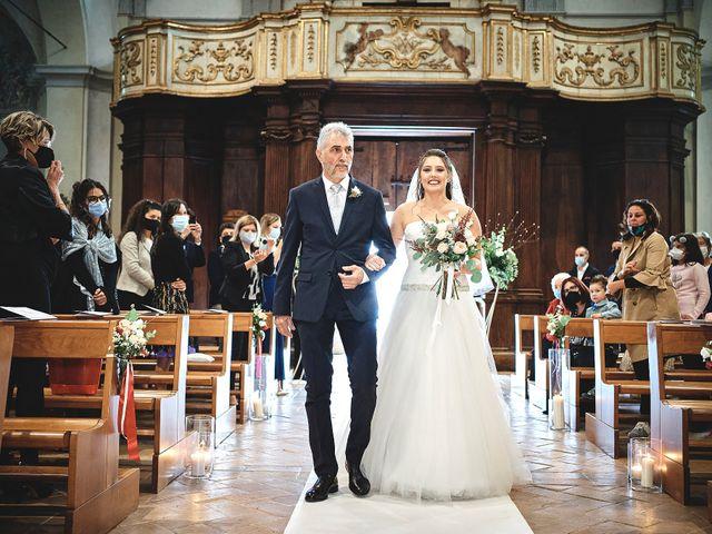 Il matrimonio di Irene e Elia a Foligno, Perugia 47