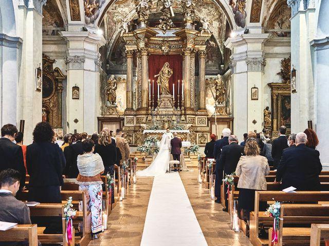 Il matrimonio di Irene e Elia a Foligno, Perugia 49