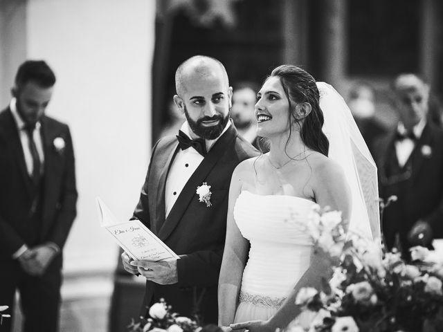 Il matrimonio di Irene e Elia a Foligno, Perugia 50
