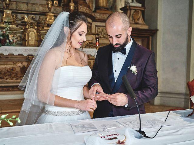Il matrimonio di Irene e Elia a Foligno, Perugia 52