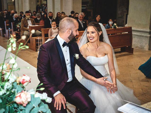 Il matrimonio di Irene e Elia a Foligno, Perugia 53