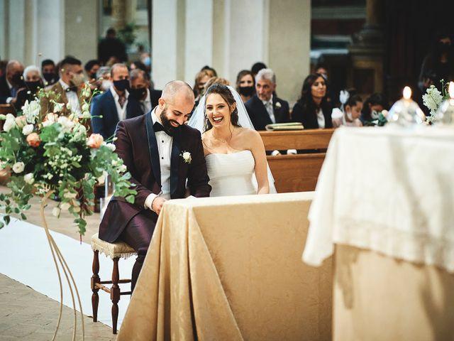 Il matrimonio di Irene e Elia a Foligno, Perugia 54